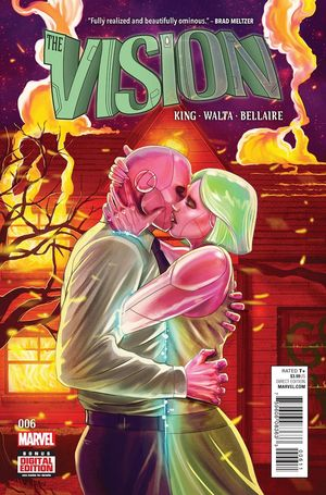 VISION (2015 3RD SERIES) #6