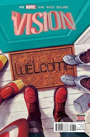 VISION (2015 3RD SERIES) #8