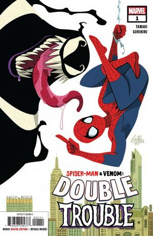 SPIDER-MAN AND VENOM DOUBLE TROUBLE (2019) #1-4