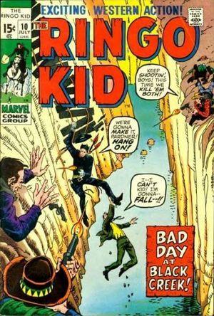 RINGO KID (1970) #10