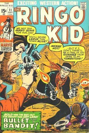 RINGO KID (1970) #11
