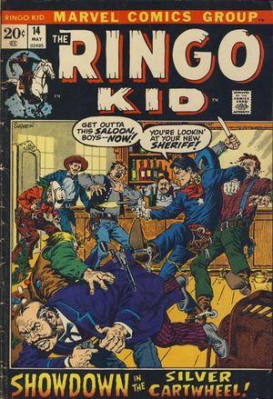 RINGO KID (1970) #14