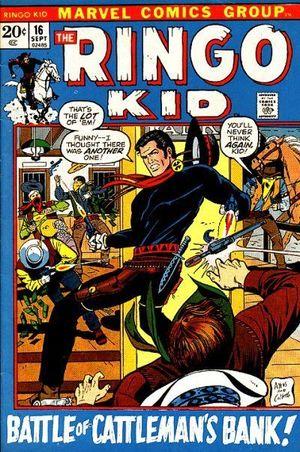 RINGO KID (1970) #16