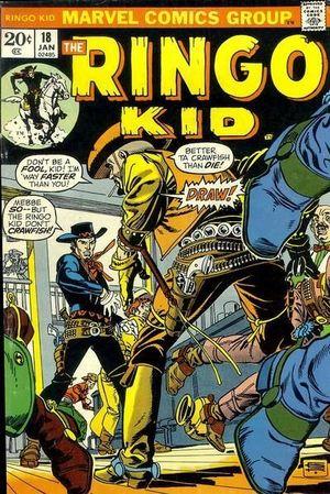 RINGO KID (1970) #18