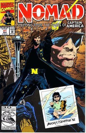 NOMAD (1992) #1