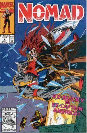 NOMAD (1992) #3