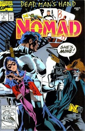 NOMAD (1992) #5