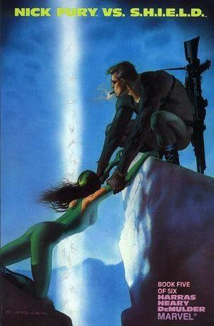 NICK FURY VS. SHIELD (1988) #5
