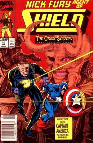NICK FURY AGENT OF SHIELD (1989 3RD SERIES) #10