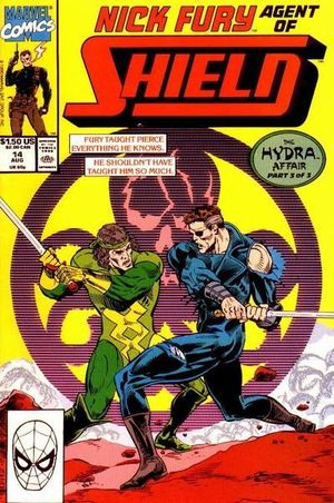 NICK FURY AGENT OF SHIELD (1989 3RD SERIES) #14