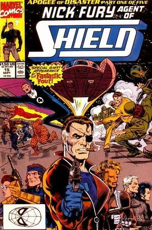 NICK FURY AGENT OF SHIELD (1989 3RD SERIES)