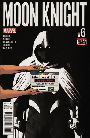 MOON KNIGHT (2016 6TH SERIES) #6