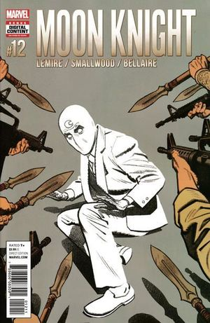 MOON KNIGHT (2016 6TH SERIES) #12