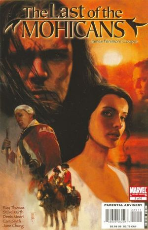 LAST OF THE MOHICANS (2007) #2