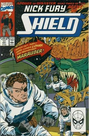 NICK FURY AGENT OF SHIELD (1989 3RD SERIES) #17