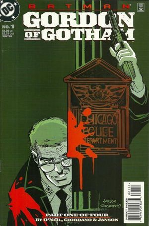 BATMAN GORDON OF GOTHAM (1998) #1-4