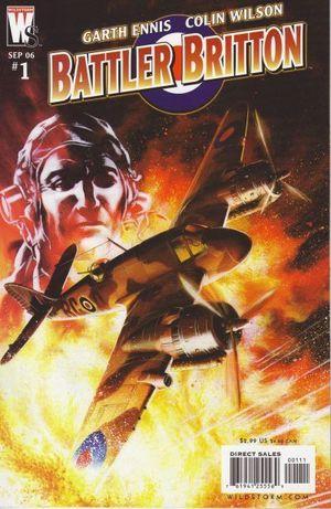 BATTLER BRITTON (2006) #1-5