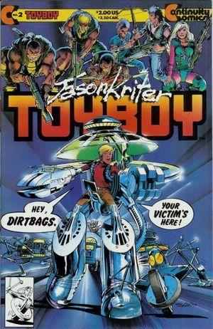 TOYBOY (1986) #2