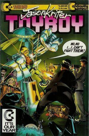 TOYBOY (1986) #6