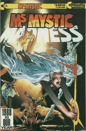 MS. MYSTIC (1988 2ND SERIES) #3