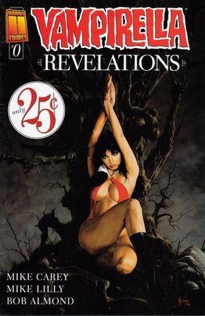 VAMPIRELLA REVELATIONS (2005) #0