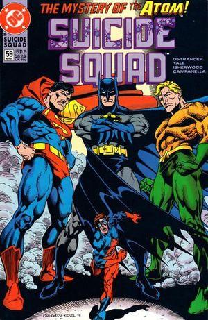 SUICIDE SQUAD (1987 1ST SERIES) #59