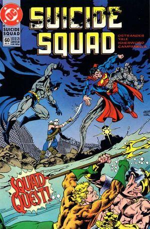 SUICIDE SQUAD (1987 1ST SERIES) #60