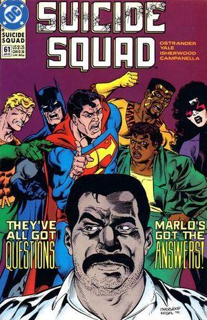 SUICIDE SQUAD (1987 1ST SERIES) #61