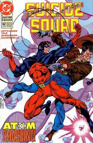 SUICIDE SQUAD (1987 1ST SERIES) #62