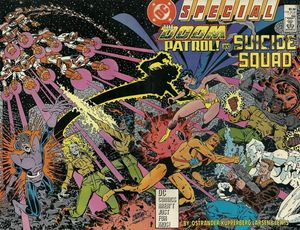 DOOM PATROL AND SUICIDE SQUAD (1988) #1