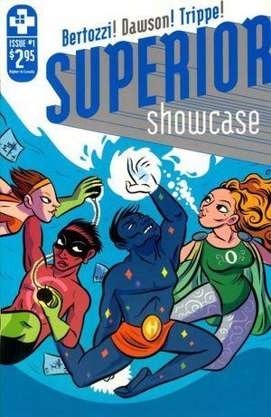 SUPERIOR SHOWCASE (2006) #1