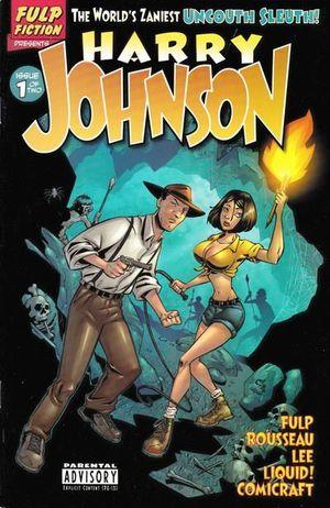 HARRY JOHNSON (2004) #1
