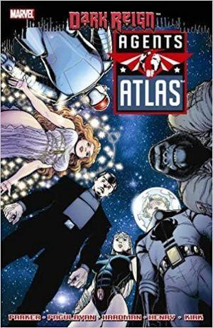 AGENTS OF ATLAS (2009) #1--11