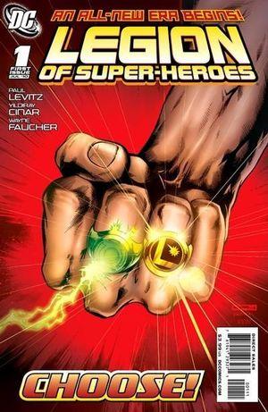 LEGION OF SUPER-HEROES (2010 6TH SERIES) #1