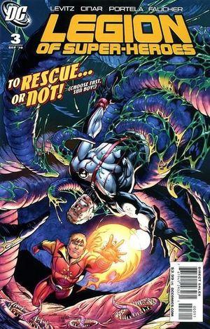 LEGION OF SUPER-HEROES (2010 6TH SERIES) #3