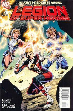 LEGION OF SUPER-HEROES (2010 6TH SERIES) #4