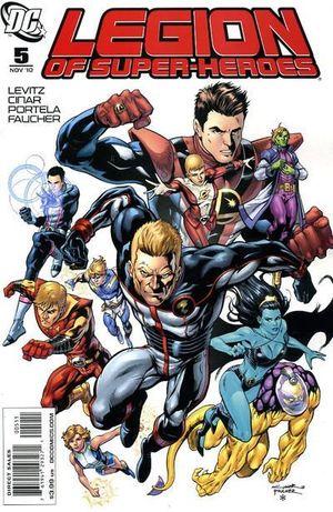 LEGION OF SUPER-HEROES (2010 6TH SERIES) #5