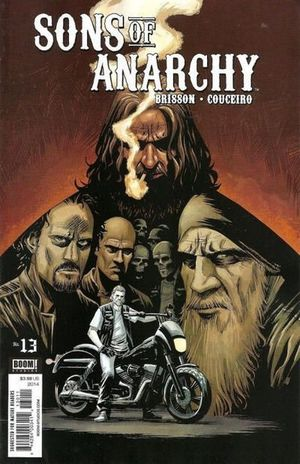 SONS OF ANARCHY (2013) #13