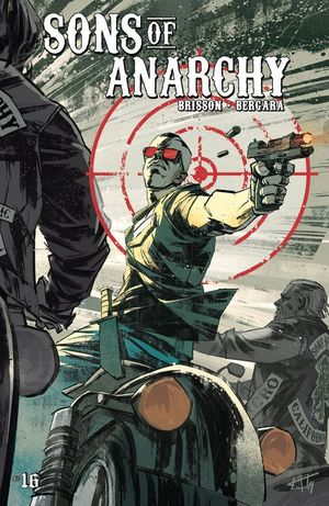 SONS OF ANARCHY (2013) #16