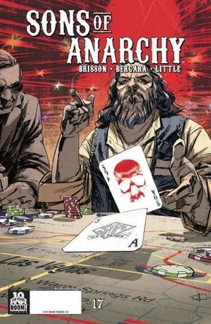 SONS OF ANARCHY (2013) #17