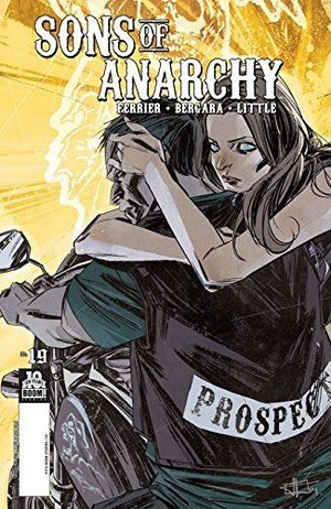 SONS OF ANARCHY (2013) #19