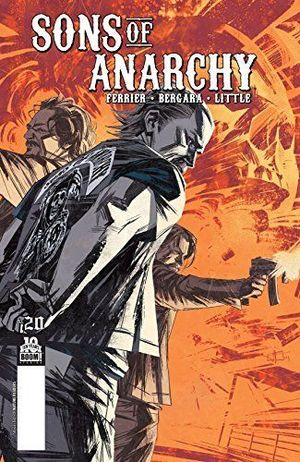 SONS OF ANARCHY (2013) #20