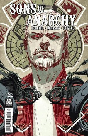 SONS OF ANARCHY (2013) #22