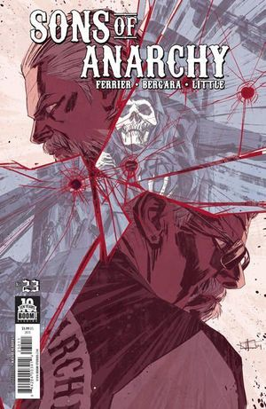 SONS OF ANARCHY (2013) #23