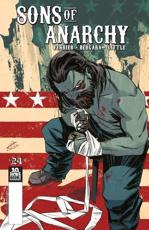 SONS OF ANARCHY (2013) #24