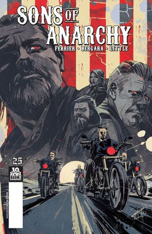 SONS OF ANARCHY (2013) #25