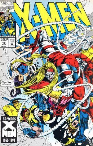 X-MEN (1991 1ST SERIES) #18