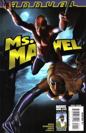 MS. MARVEL (2006 2ND SERIES) #1