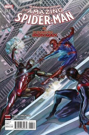 AMAZING SPIDER-MAN (2015 4TH SERIES) #13