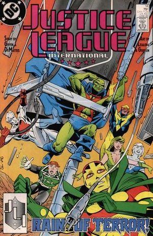 JUSTICE LEAGUE AMERICA (1987) #14